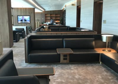 Qantas Lounge - Five Star Finishers Gold Coast