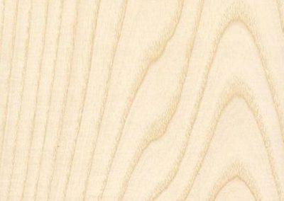 White Ash timber swatch from Five Star Finishers Gold Coast